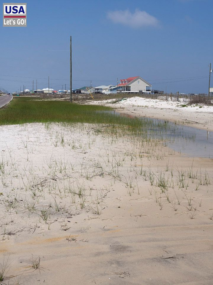 Dauphin Island West End