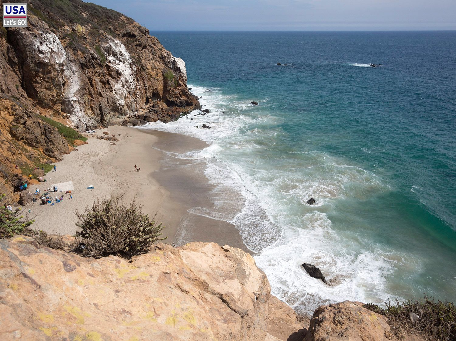 Pirates Cove Point Dume State Park