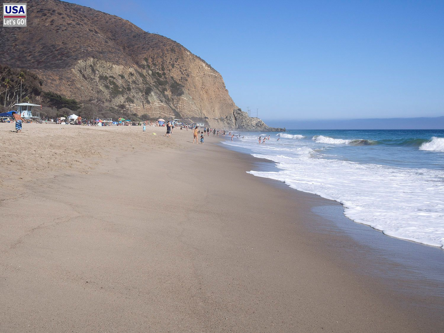 Sycamore Cove Point Mugu State Park