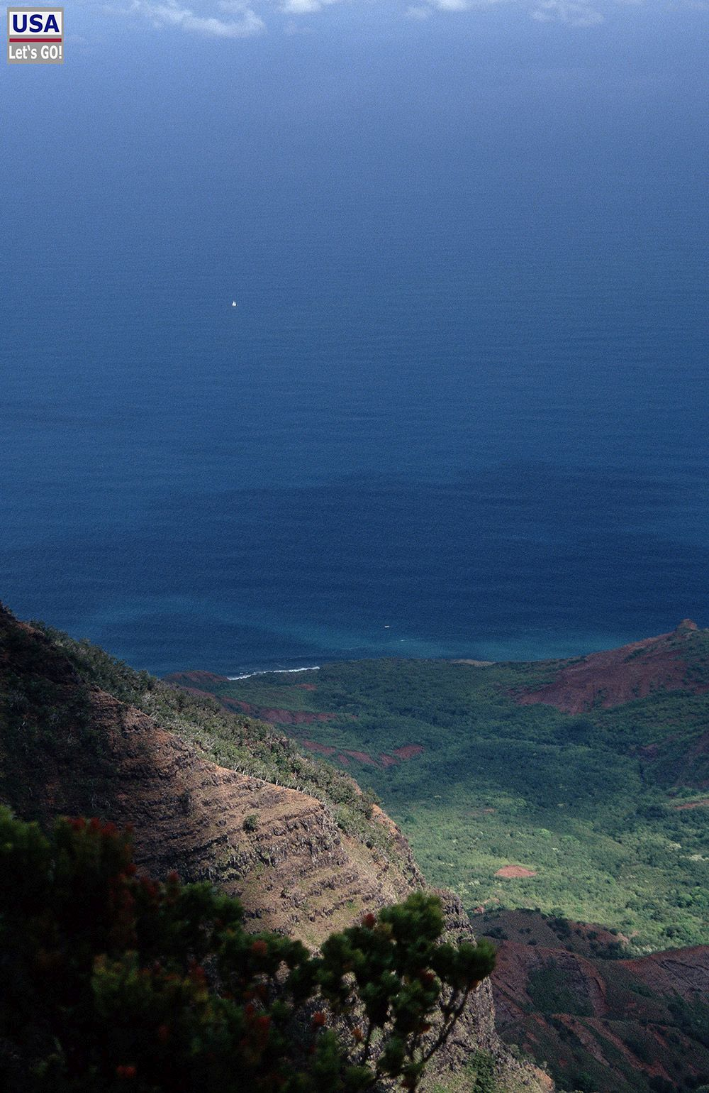 Kalalau Overlook