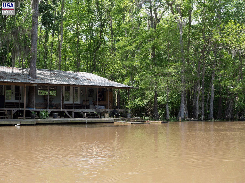 Honey Island Swamp Tour Directions
