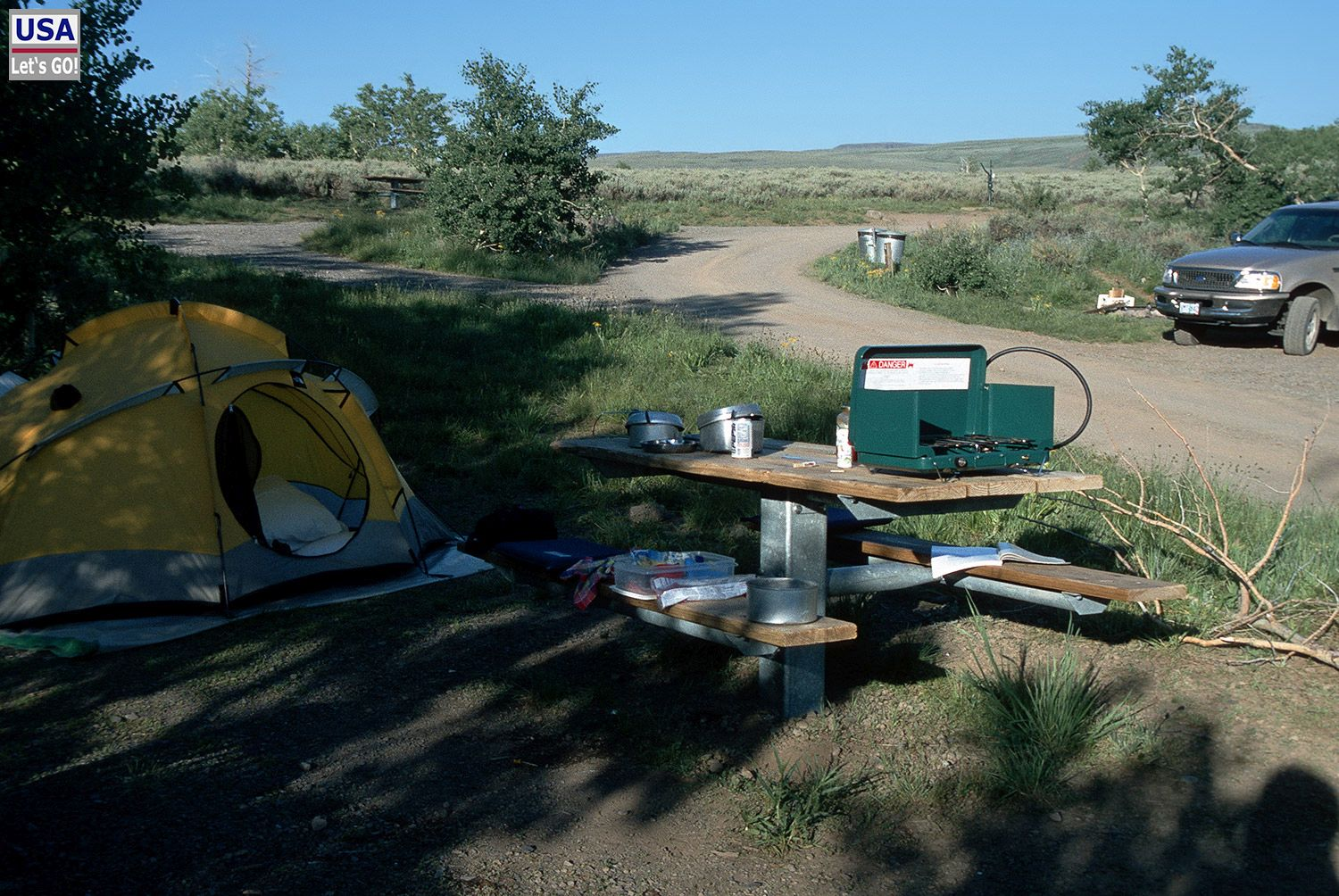 Steens Mountain Campground