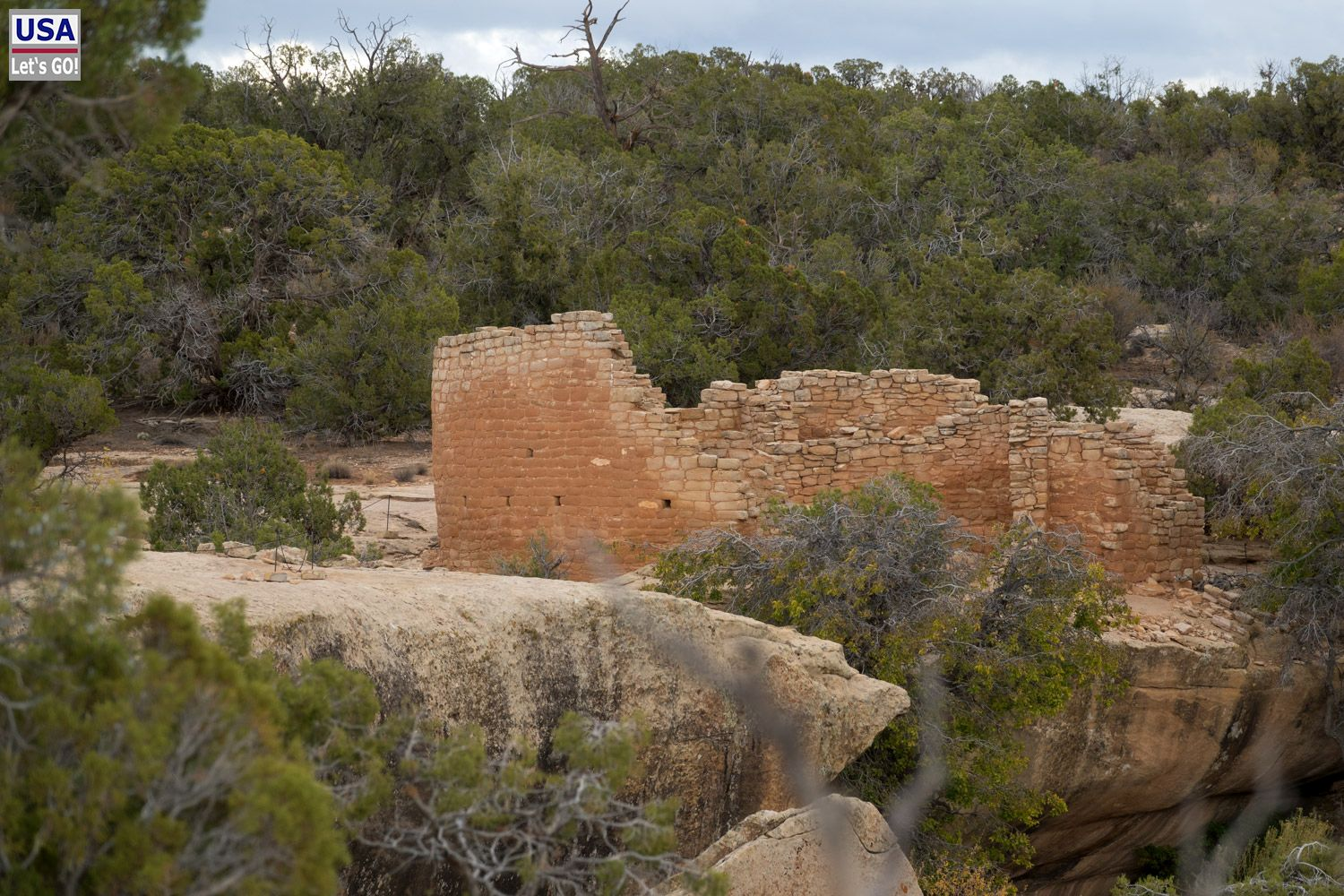 Hovenweep National Monument Rainbow